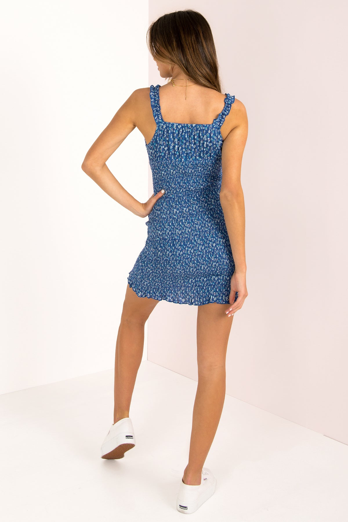 Laguna Dress / Blue