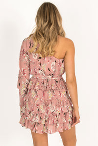 Anastasia Dress / Blush
