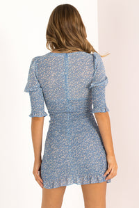 Charlie Dress / Blue