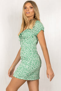 Bianca Dress / Green