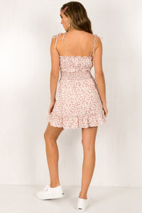 Aubrey Dress / Blush