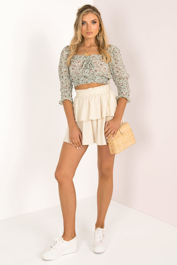 Jackie Top / Mint
