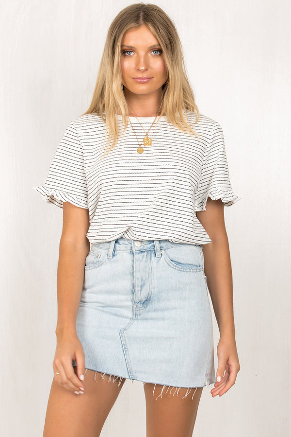 Ashley Tee / Stripe