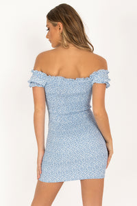 Bambi Dress / Blue