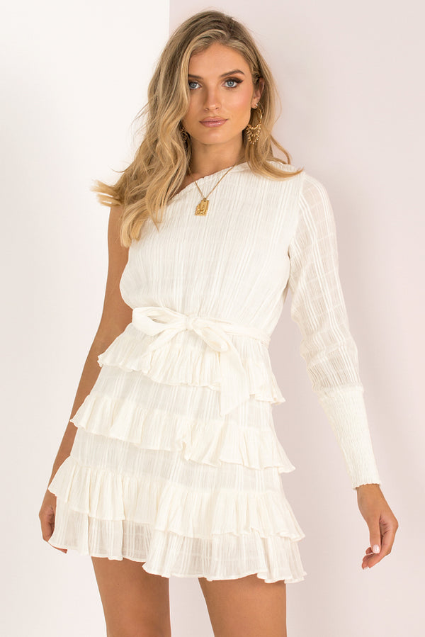 Anastasia Dress / White