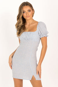 Aggie Dress / Blue