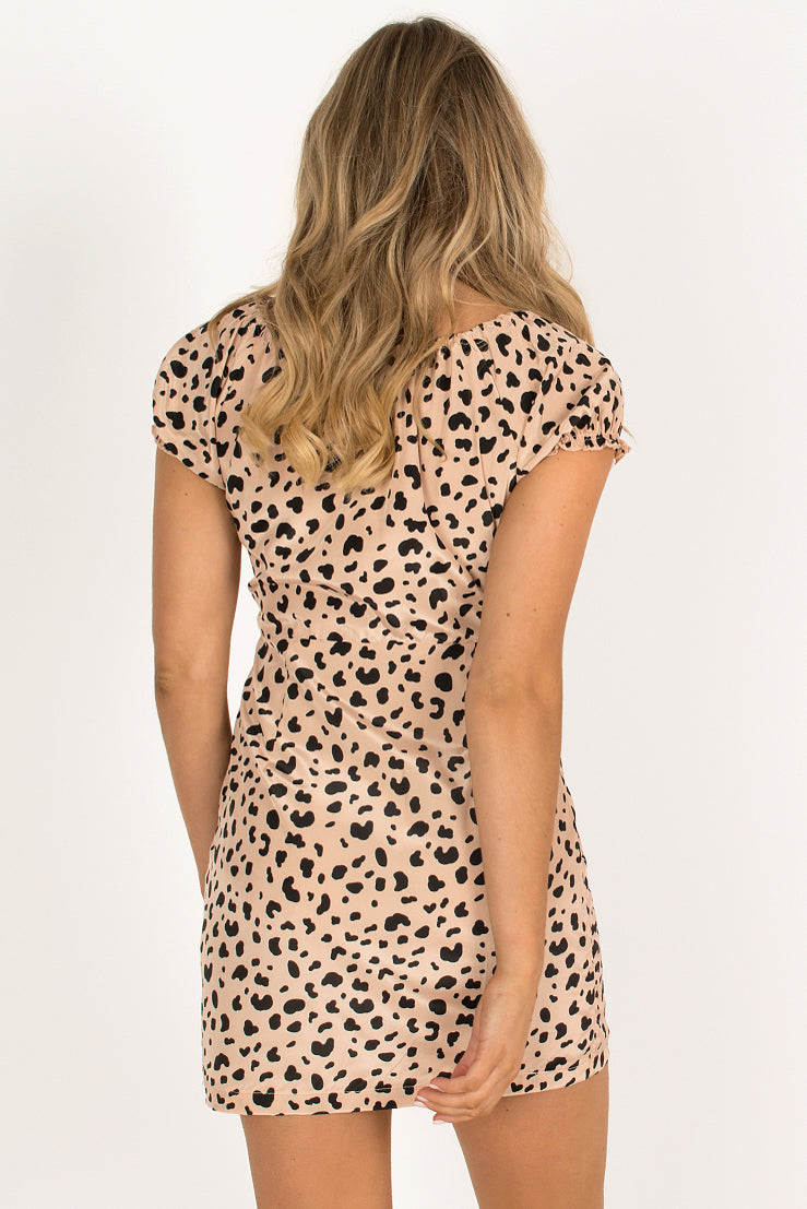 Rafi Dress / Leopard