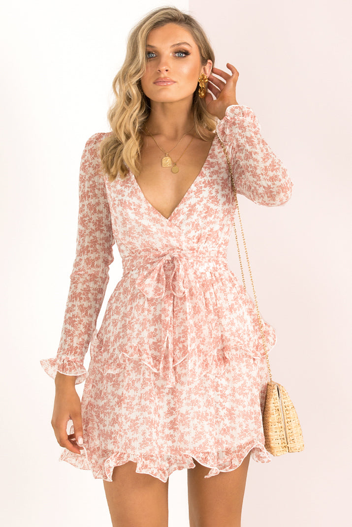 Bellini Dress / Blush