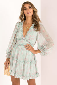 Penelope Dress / Mint