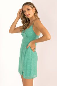 Gemma Dress / Green