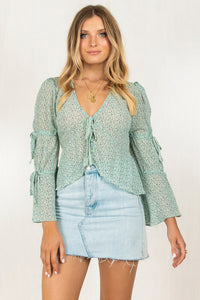 Esme Top / Mint