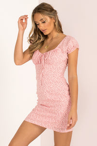Bianca Dress / Blush