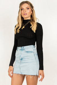 Julie Top /  Black