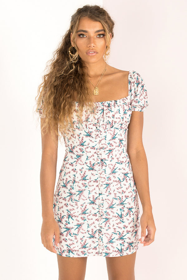 Maggie Dress / Floral
