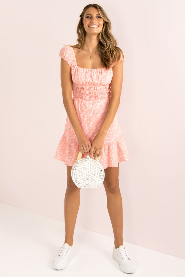Pia Dress / Blush