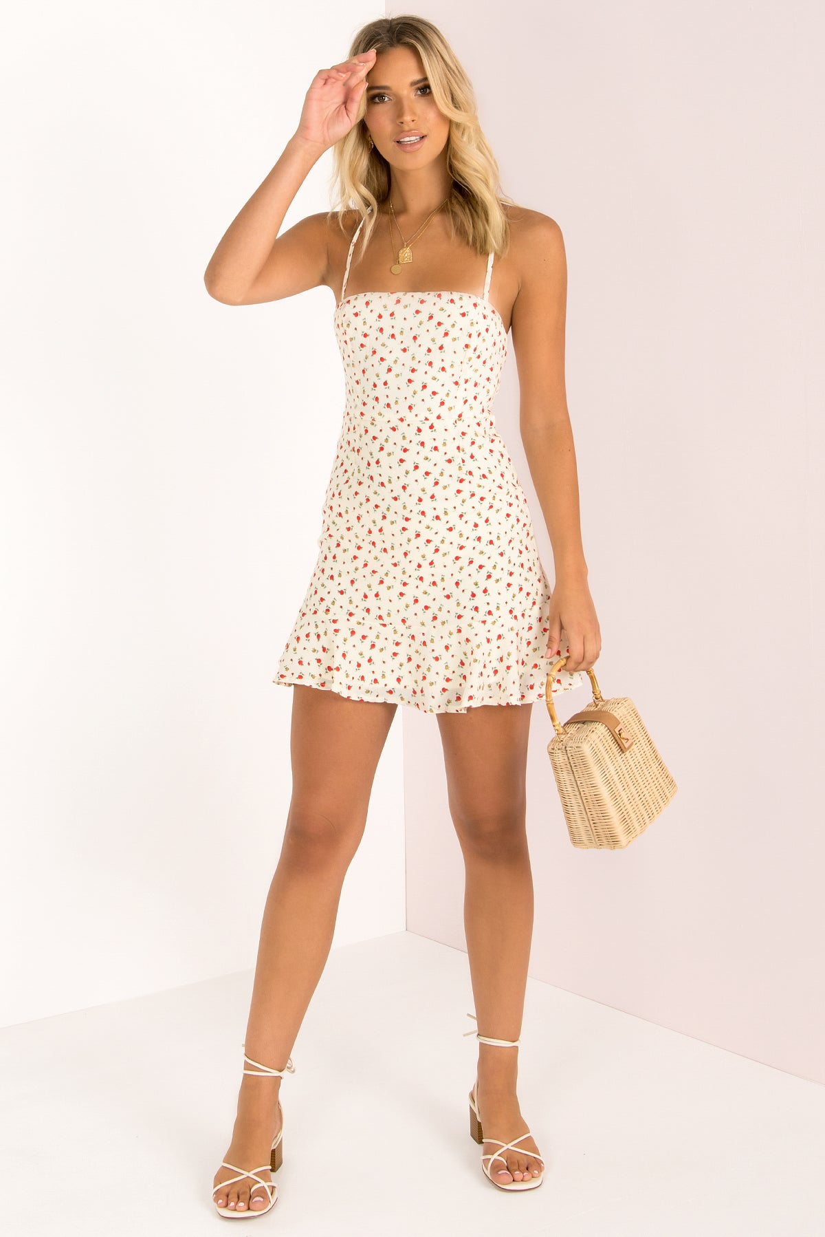 Baxter Dress / Cream