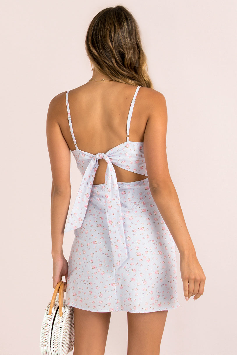 Reese Dress / Lilac
