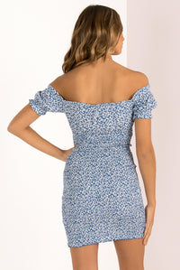 Rhiannon Dress / Navy