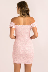 Bambi Dress / Blush
