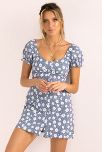 Colby Dress / Blue