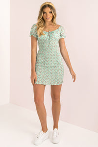 Kimbella Dress / Mint
