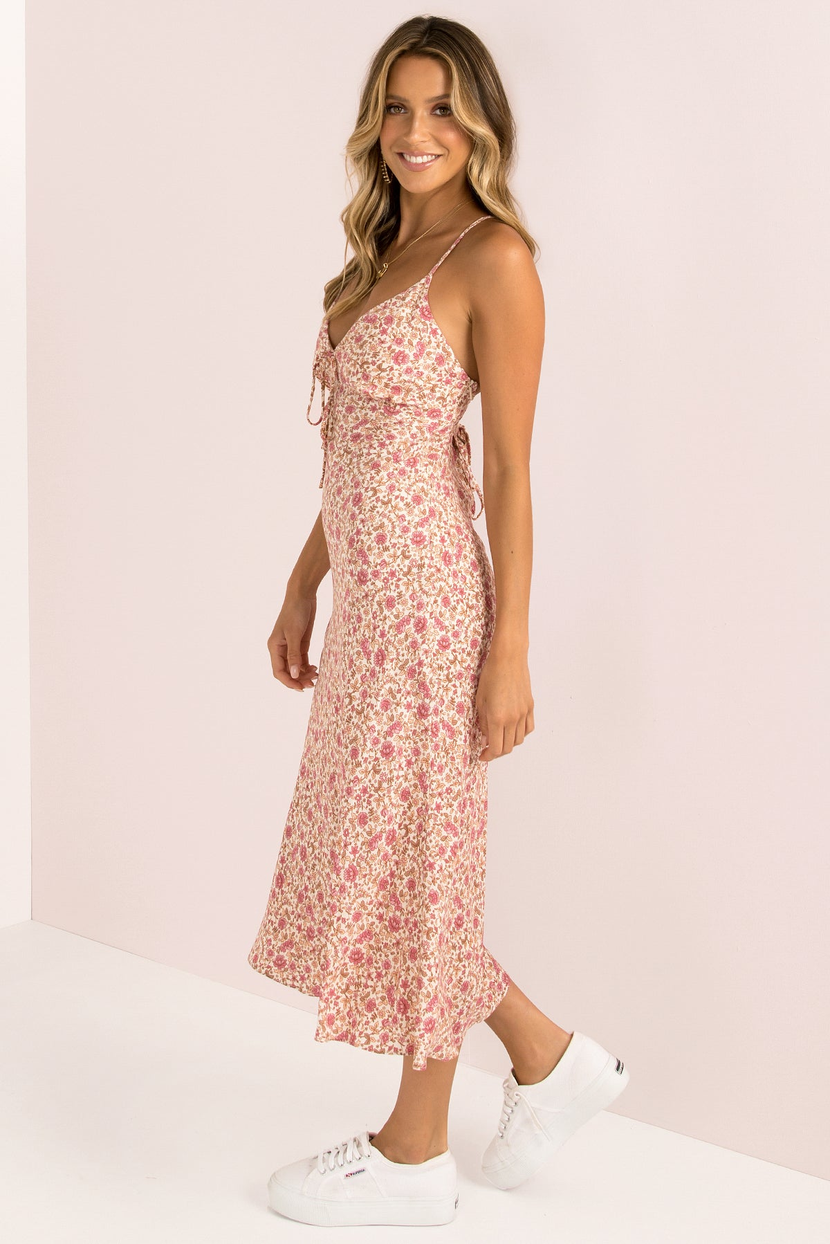 Julianna Dress / Floral
