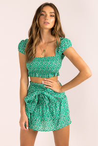 Fifi Top / Emerald