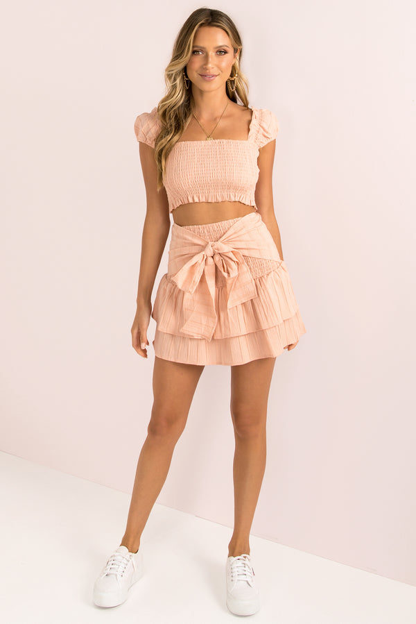 Fifi Top / Blush
