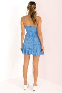 Leah Dress / Blue