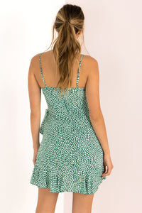 Leah Dress / Green