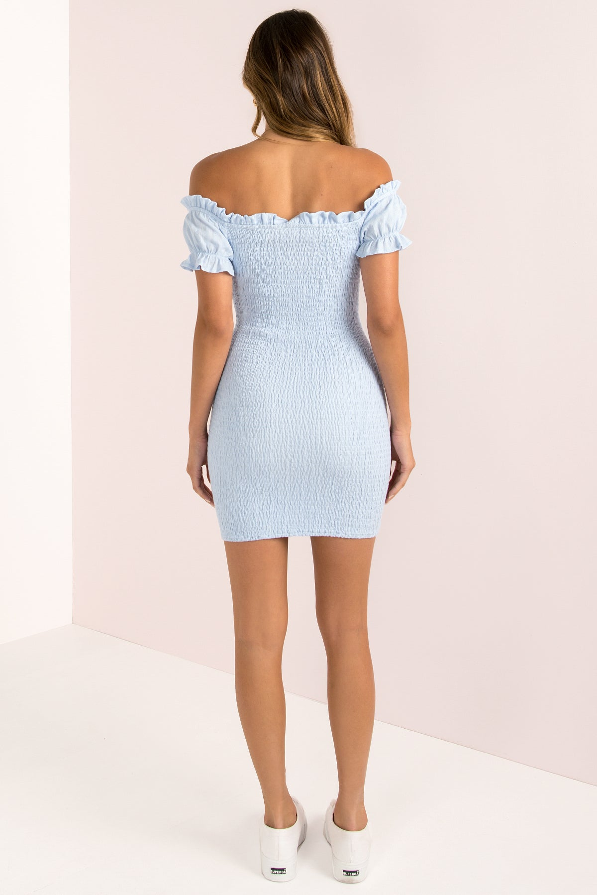 Belle Dress / Blue