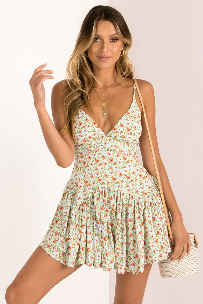 Amanda Dress / Blossom