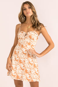 Arleigh Dress / Tan