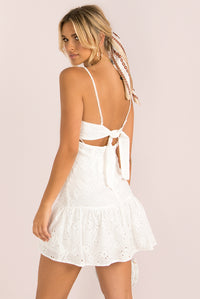 Mercy Dress / White