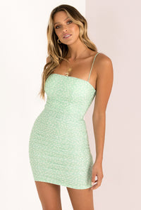 Tamika Dress / Mint