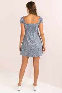 Yasmin Dress / Navy