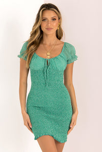 Abella Dress / Green