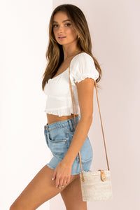 Wyatt Top / White