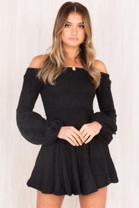 Asher Dress / Black
