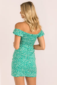 Kingston Dress / Green