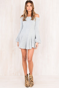 Asher Dress / Grey