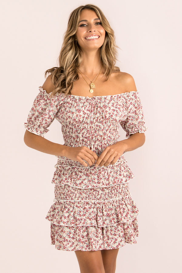Jocelyn Dress / Floral