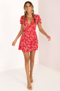 Lori Dress / Red
