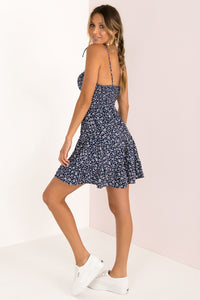 Lauren Dress / Navy