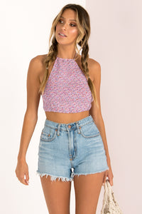 Bree Top / Purple