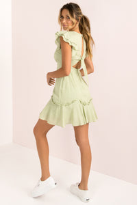 Mikah Dress / Green