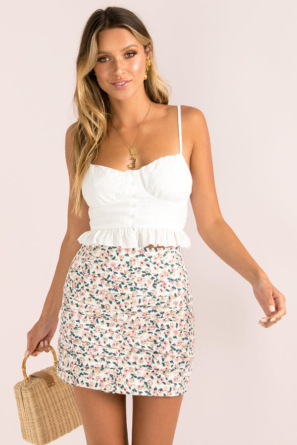 Lexi Top / White