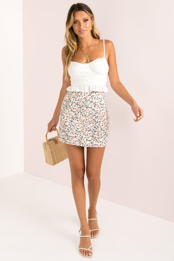 Jessica Skirt / Floral