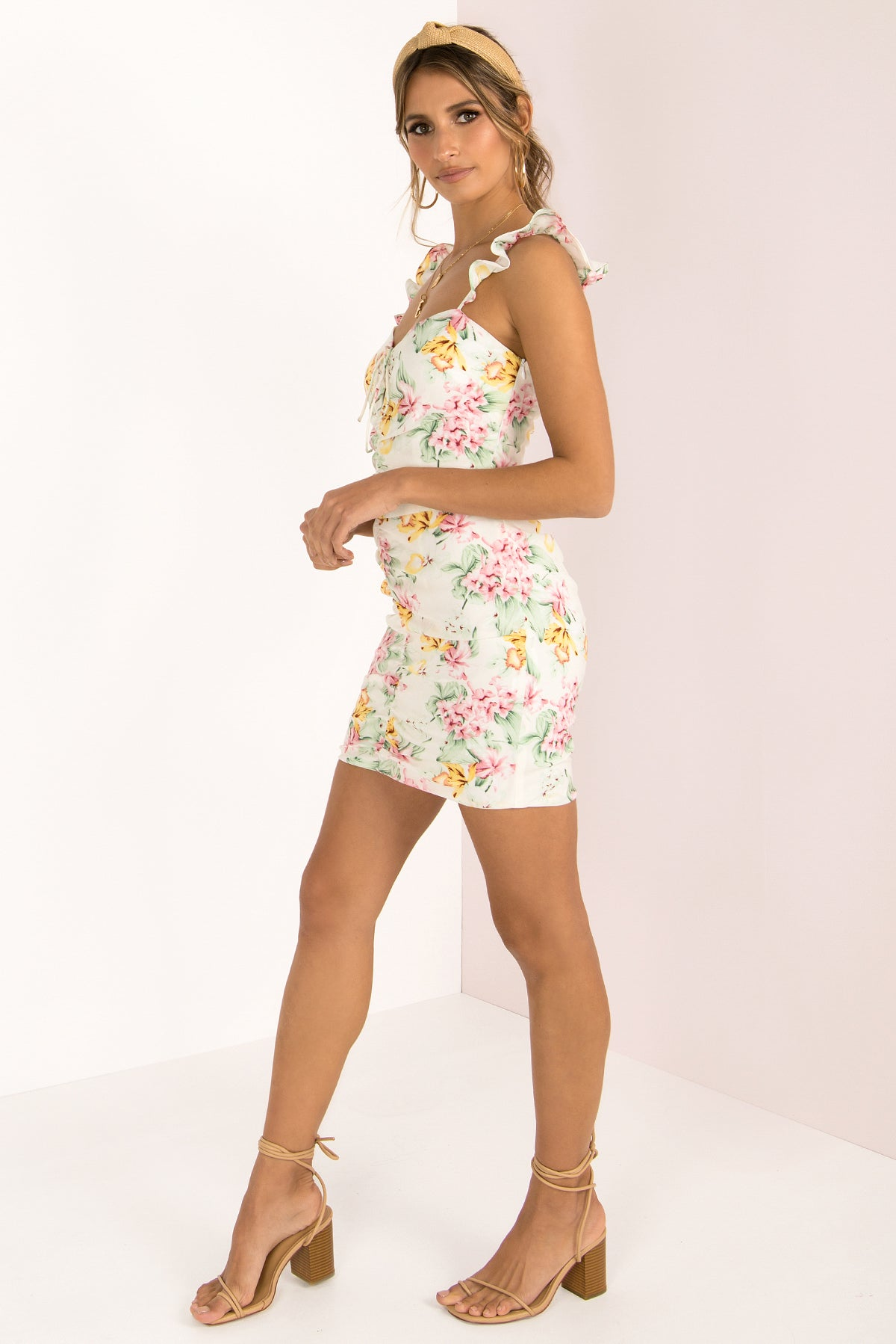 Cordelia Dress / Floral