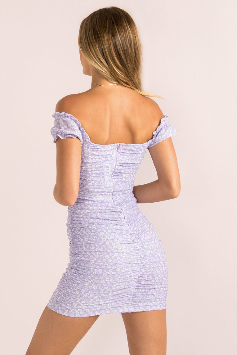 Tasha Dress / Lilac
